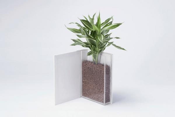 Book Vase
