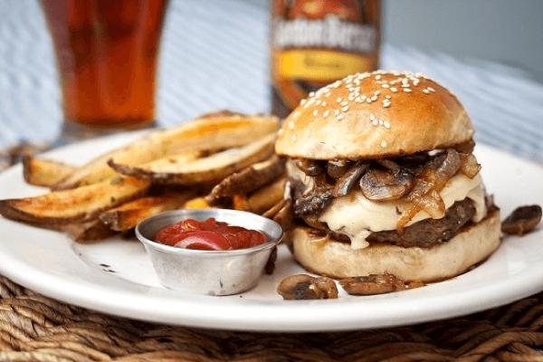 28 Badass Burgers