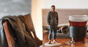分身が作れる! 大切な思い出を3Dフィギュアに残せるサロン - AOYAMA 3D SALON
