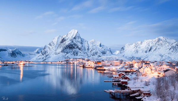 destination norway picture gallery winter