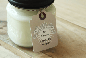 思わず食べたくなる。ジャム瓶に入ったかわいいキャンドル - WTW candles