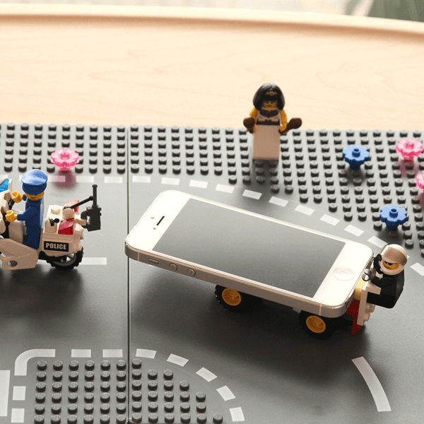 Brick Lightning Cap for iPhone