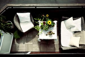 今すぐここに住みたいっ!スウェーデンのオシャレすぎる屋根裏部屋 - Fleminggatan 53