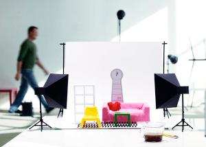 気になる!IKEAのミニチュア家具シリーズが登場 - IKEA miniature furniture