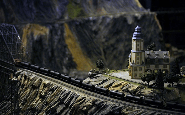 The Worlds Biggest Model Railroad
