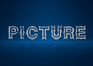 これが本当の飾り文字?!作り込みがスゴすぎる額縁タイポグラフィ - Picture Frame Typography