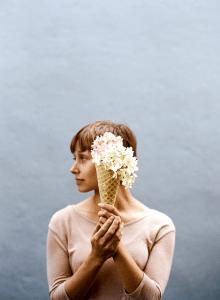 かわいい!食べちゃいたくなる!アイスクリームのようなフラワーアレンジ - Ice Cream and Flowers