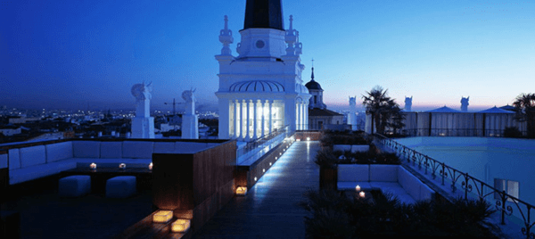 Top 10 most amazing rooftops worldwide