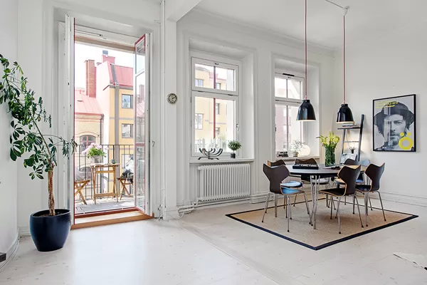 Cozy Gothenburg flat