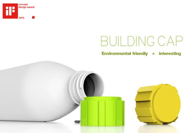 Eco-Friendly Building Cap