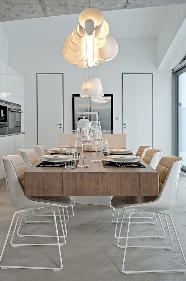 12 Dining Rooms