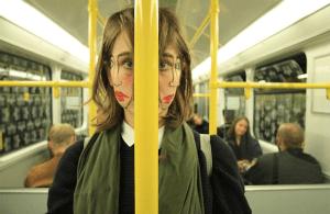 どうしてそうなった?!ちょっと怖い、二つの顔をもつ女 - Doublefaced Girl