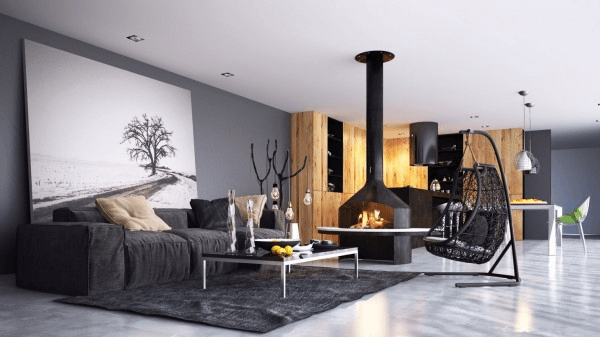 15 Beautiful Living Rooms
