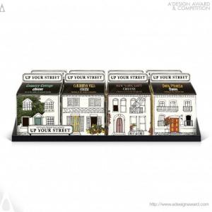 素敵なデザイン!コテージのようなカッテージチーズのパッケージ - Cottage Cheese: Up Your Street