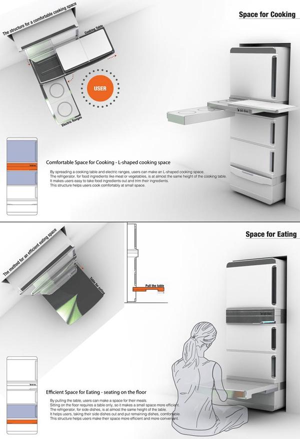 Creative Refrigeration