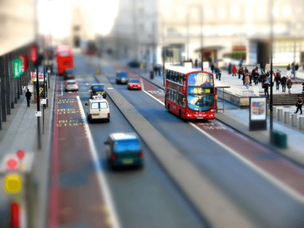 25 Incredible Tilt Shift Photography