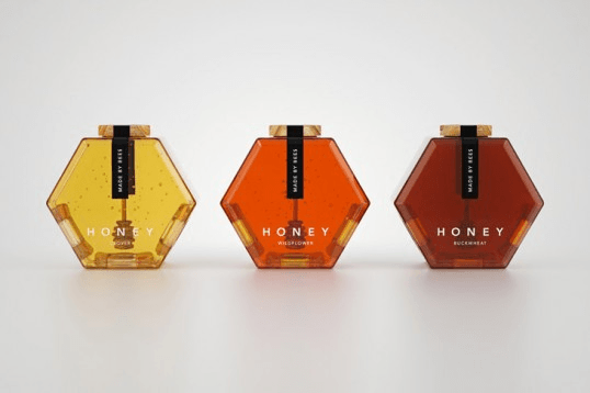 Hexagon Honey