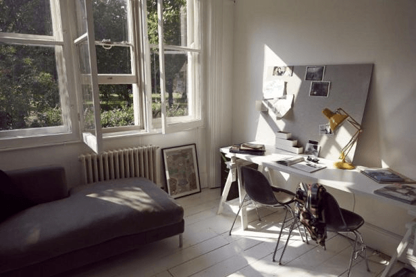 Nordic-Style Workspaces