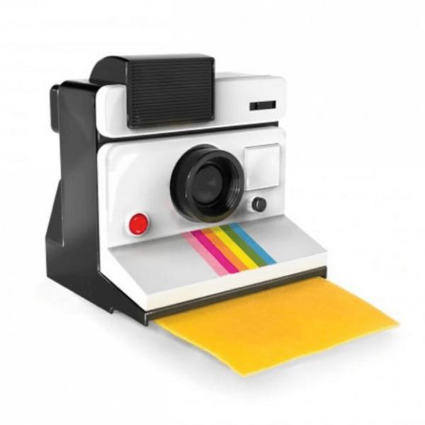 チーズがフィルム?ポラロイドカメラ風インスタントチーズスライサー - Polaroid Camera Cheese Slicer