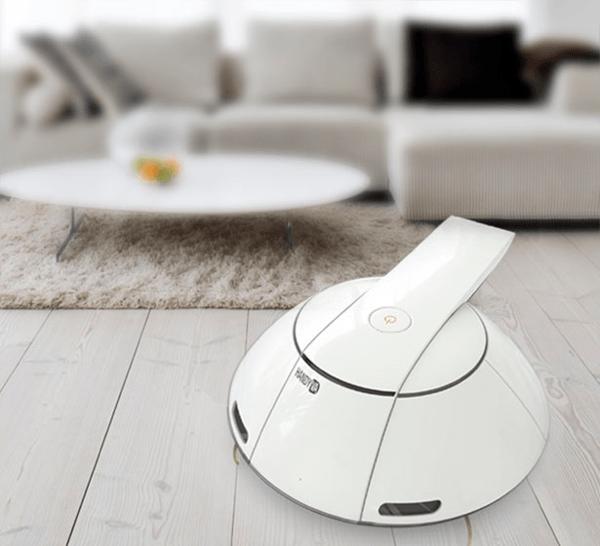 ルンバの進化系!ハンディークリーナーにもなる新しいロボット掃除機の形 - Handy VA