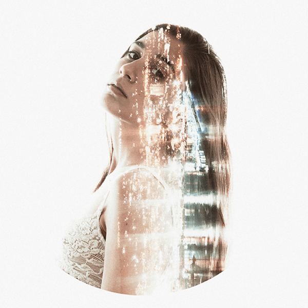 Colorful Double Exposure Portraits