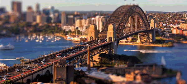 Tiny Sydney