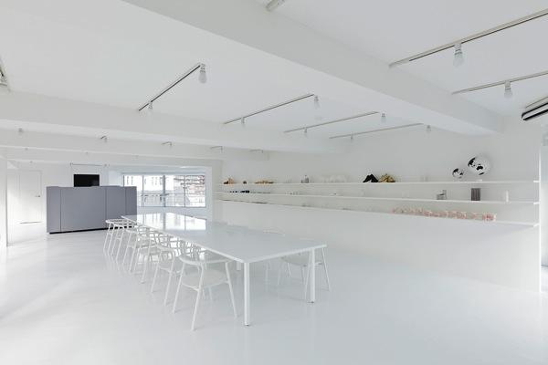 大公開!世界が注目するクリエイティブが生まれるオフィスはやっぱりオシャレだった - nendo 東京オフィス