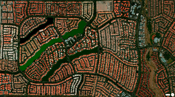 もはや芸術! 衛星写真からみる世界の絶景 - Daily Overview