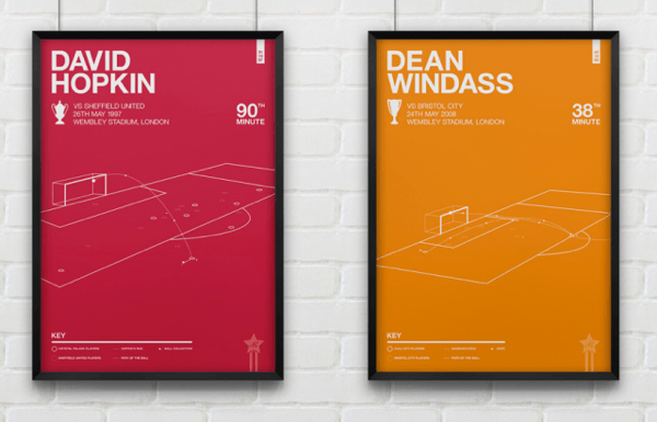 english football posters
