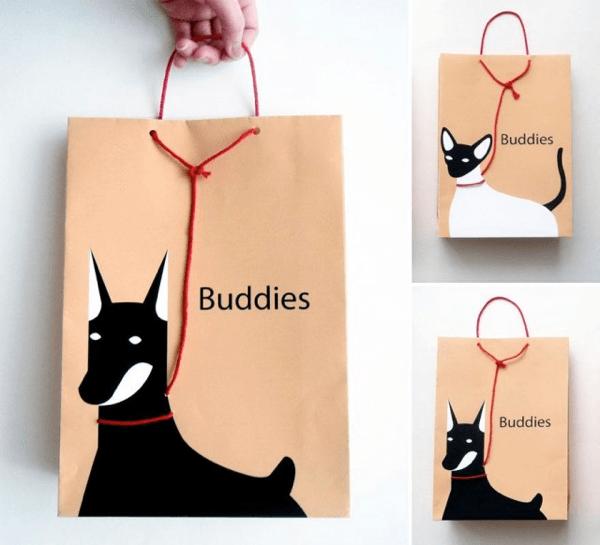 見せびらかしたい!注目されること間違いなしのクリエイティブなショッピングバッグ - Creative Shopping Bag