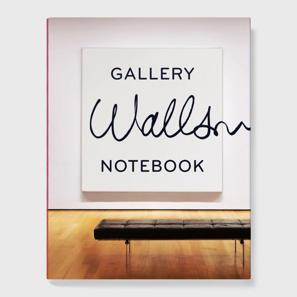 ステキなアイデア生まれそう!ニューヨークの現代美術館に落書きする気分が味わえるノートブックなどなど - MoMA GALLERY Walls NOTEBOOK