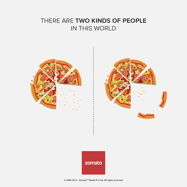 あなたはどっち?人間を2種類のパターンに分けたかわいいインフォグラフィックス - There Are Two Kinds Of People