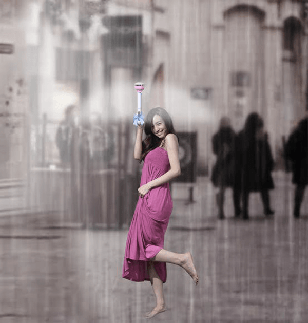 Air Umbrella
