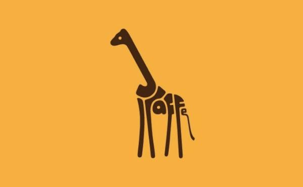 英単語がかわいいなんて!アルファベットで描かれた動物たち - Word Animals