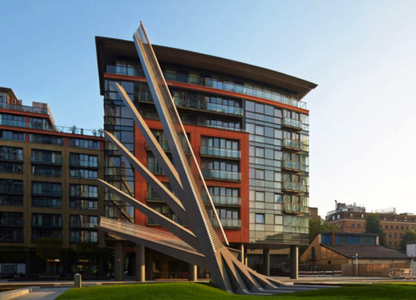 Merchant Square Footbridge