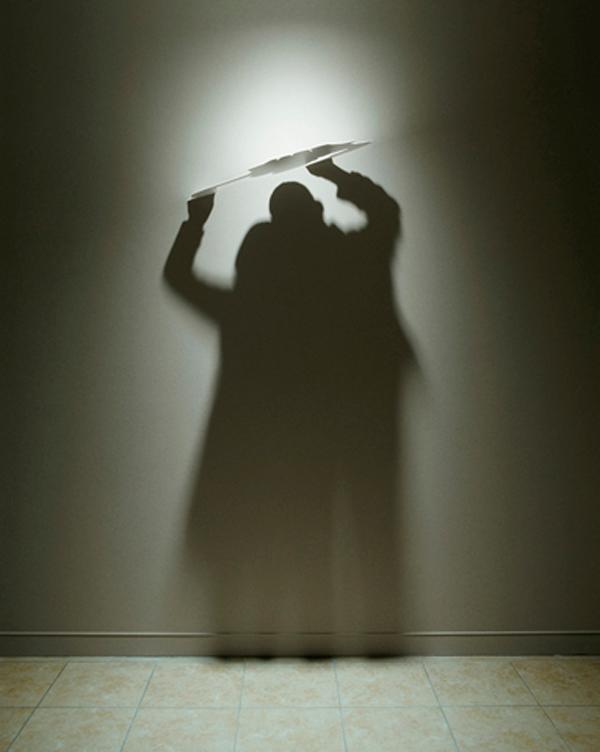どうやって作ってるの??光と影をデザインするウォールアート - Shadow Art