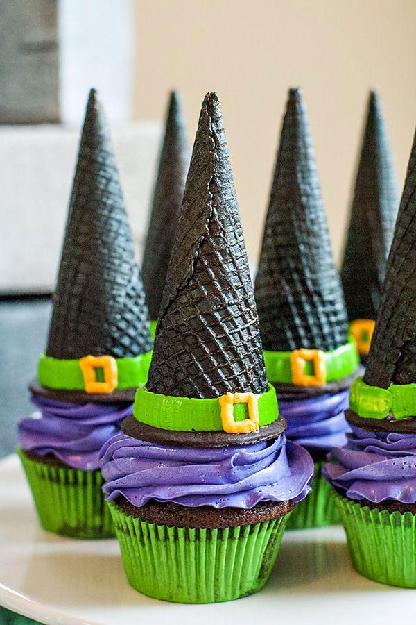 ちょっぴり怖くて超カワイイ! ハロウィンのカップケーキいろいろ - cupcakes for Halloween