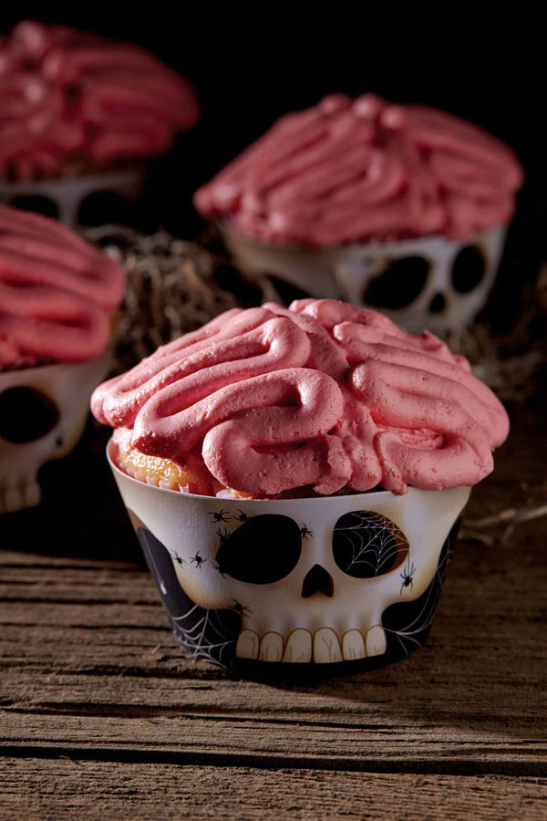 cupcakes for Halloween