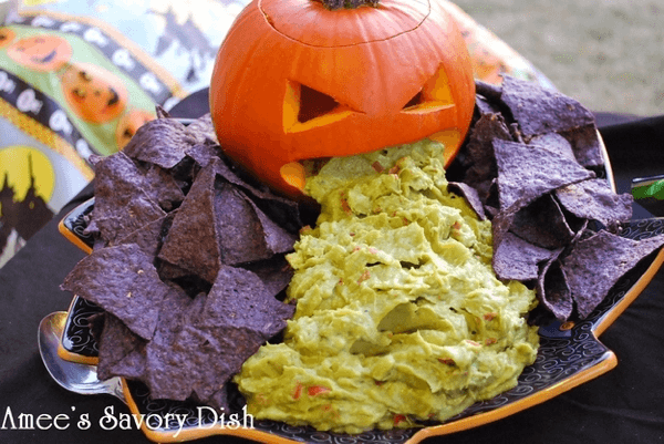 Party Snacks For Halloween