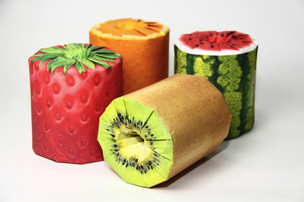 Fruits Toilet Paper