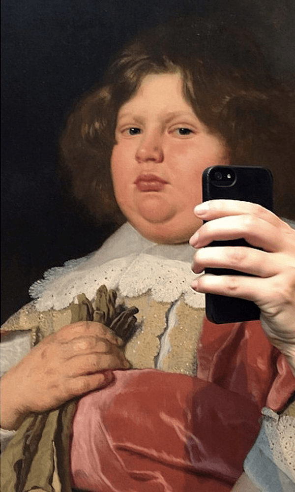 Museum of Selfies