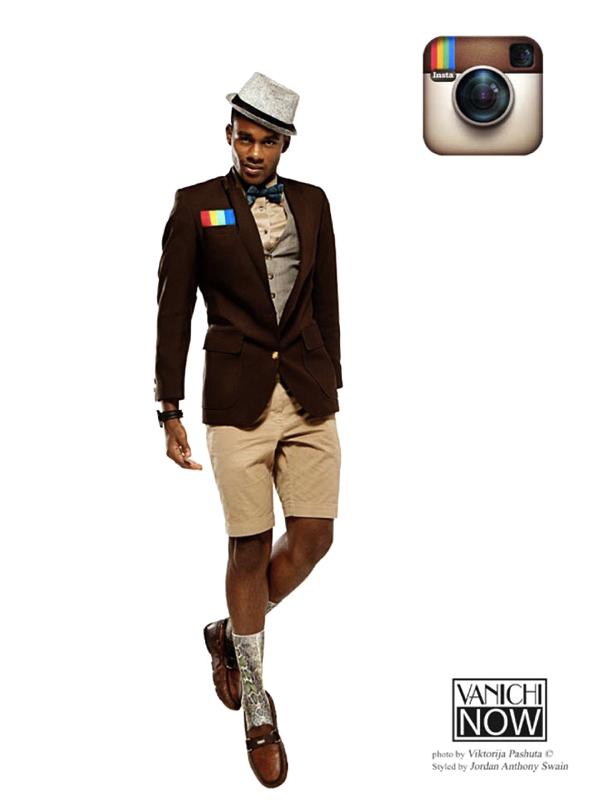 instagramと友達になりたい!超イケメンでオシャレなSNSやウェブブラウザの擬人化