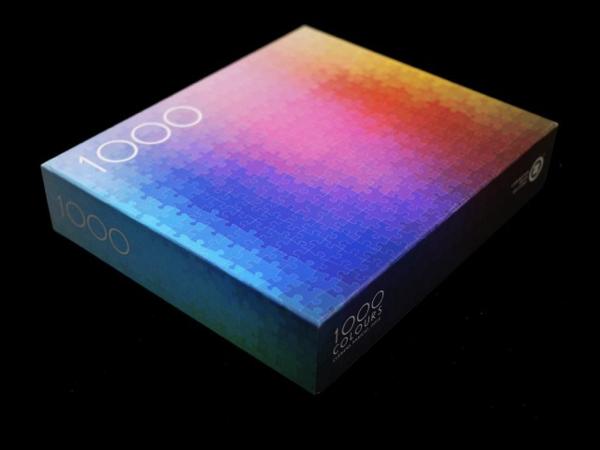 CMYK Color Puzzle