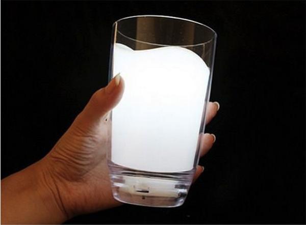 Milk Glass LED