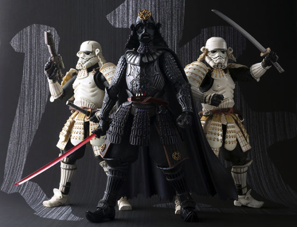 Star Wars Samurai Version