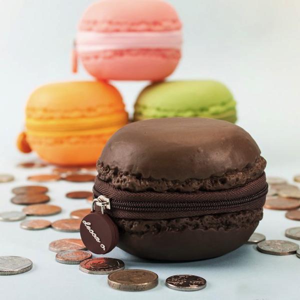 シズル感たっぷり!かわいいスウィーツの形をしたコインケース - Sweets Coin Purses