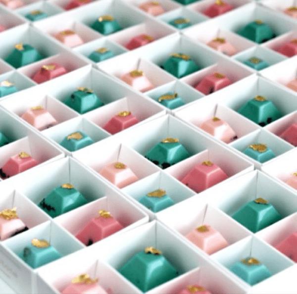 カワイイは食べれる。世界中の女性が注目する宝石のようなスイーツ屋さん - Nectar & Stone