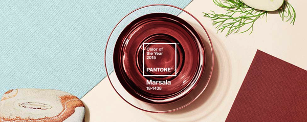 2015年のテーマカラーはちょっと大人スウィートなマルサラ - Pantone Color of the Year 2015