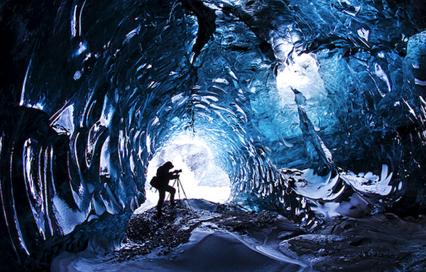 Ice Caves Photography