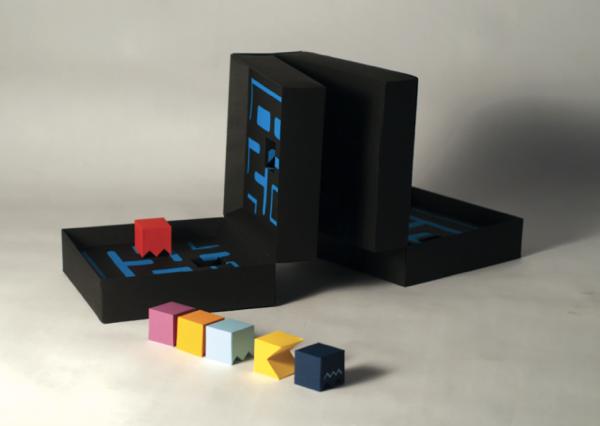 pacman bord game
